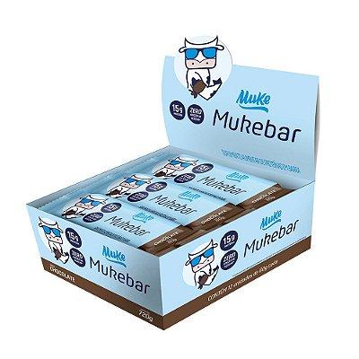 [Lançamento] Mukebar Muke - Chocolate (unidade) 60g| Muke Snacks