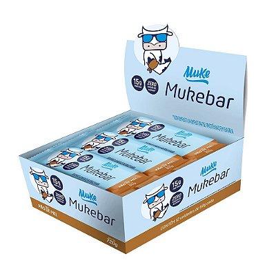 [Lançamento] Mukebar Muke - Pão de Mel (Unidade) 60g| Muke Snacks