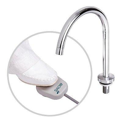 Aqua I - Com Torneira Inox 28cm