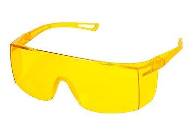 Óculos De Proteção Sky Âmbar Delta Plus