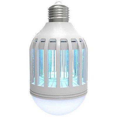 LAMPADA REPELENTE PERNELONGO LED PROTECT 9W BIOWORLD (ECONOMICO E ATOXICO)