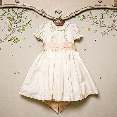 Vestido Festa Infantil e Bebe Charlotte