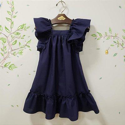Vestido Infantil Laço
