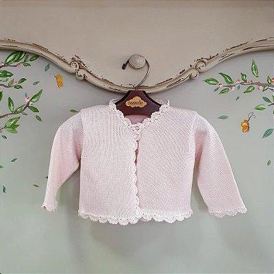 Bolero Rosa bebe