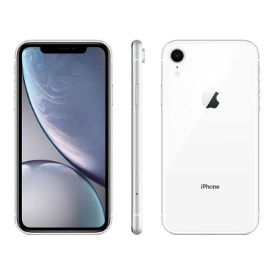 "Apple iPhone XR o Tela 6.1"" iOS 12 4G 12MP - 64GB/128GB/256GB/512GB"
