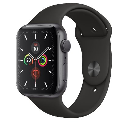 Relógio Apple Watch Series 5, 40 mm/44 mm