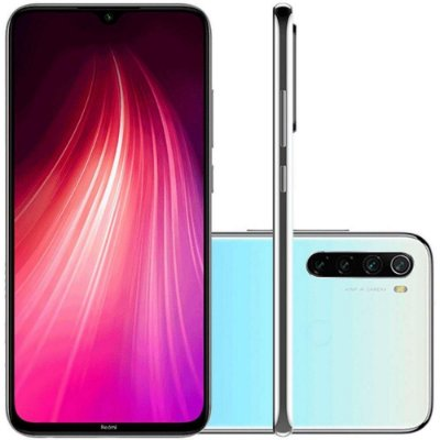 Celular Xiaomi Redmi Note 8 Dual Chip 4G - 64GB/128GB
