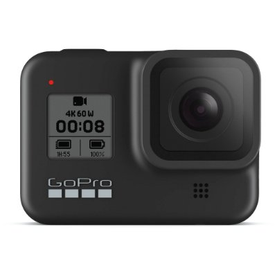 Filmadora Esportiva Gopro Hero 8 Black 4k/comando de voz