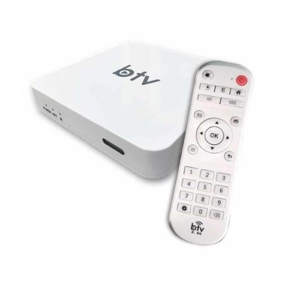 Receptor Digital b-TV BX Ultra HD
