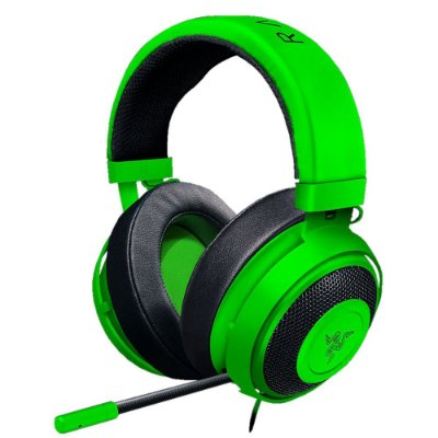 Headset Razer Kraken - Verde