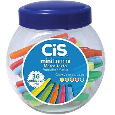 Kit marca textos CIS mini lumini 5 cores