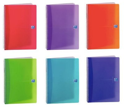 Caderno Oxford Office Notebook