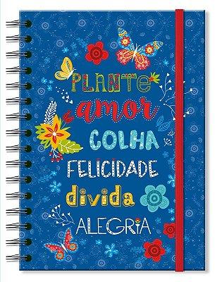 Caderno Clássico Fina Ideia Plante Amor