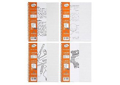 Caderno Whitelines A5