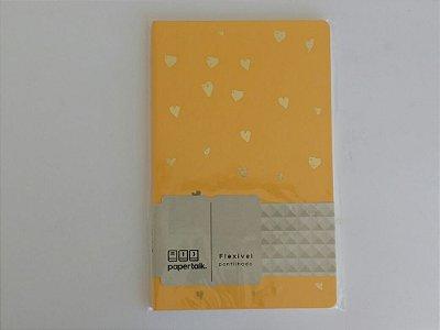 Caderneta Papertalk Otima Romantic