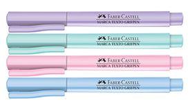 Kit Marca Textos Pastel Faber Castell