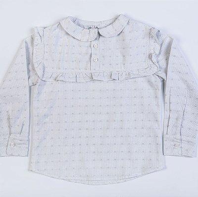 Camisa Vintage Branca