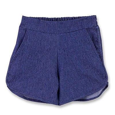 Shorts Corrida Jeans