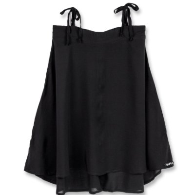 Vestido Sleep Dress Preto