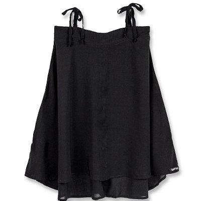 Vestido Slipdress Preto