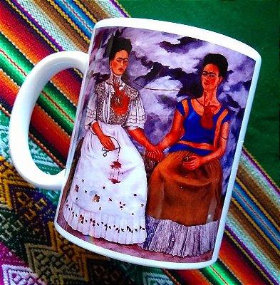 Caneca 'as duas Fridas'
