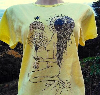 Camiseta 'Somos fases, somos lua'