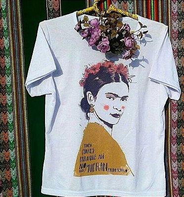 Blusa da Frida l Pinto flores