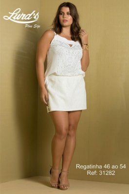 REGATA PLUS SIZE OFF WHITE REF. 31282