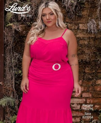 REGATA PLUS SIZE PINK REF 700276
