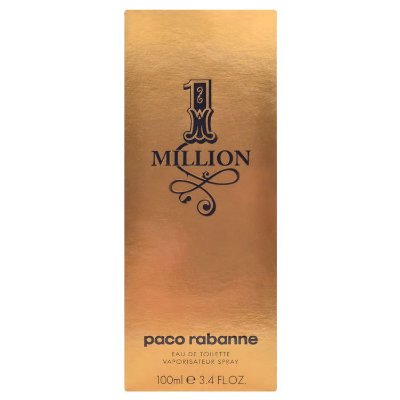 1 Million Paco  Rabanne EDT Masculino 100ml