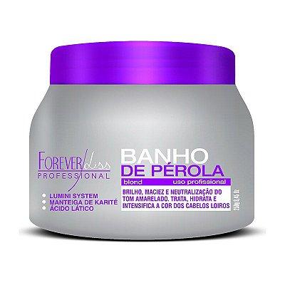 Mascara Banho de Perola Forever Liss 250gr