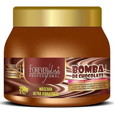 Mascara Bomba de Chocolate Forever Liss 250gr