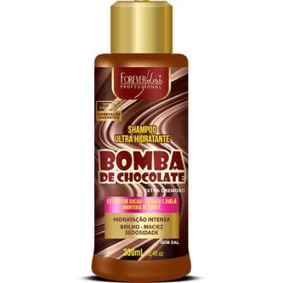 Shampoo Bomba de Chocolate Forever Lizz 300ml