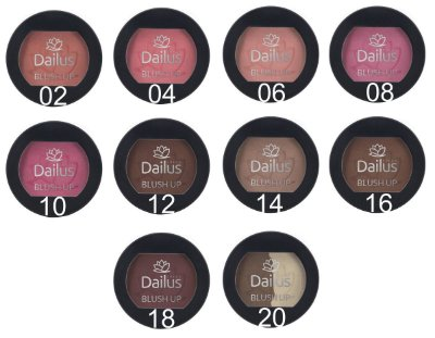 Blush Up Color Dailus
