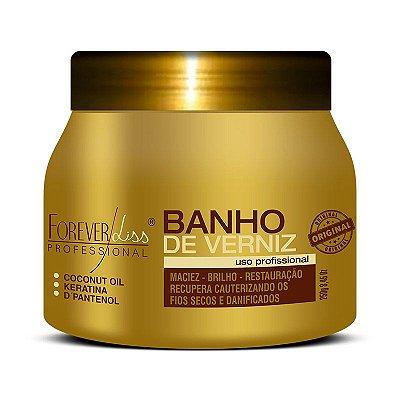 Mascara Banho de Verniz Forever Liss 250 gr
