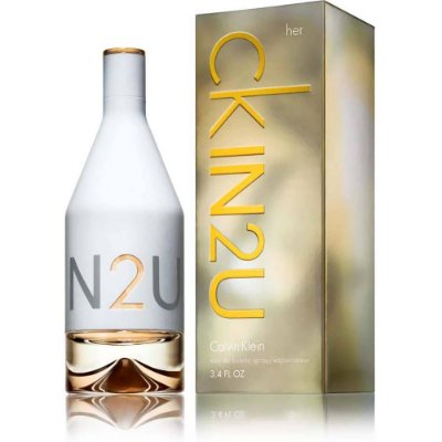 CK IN2U Feminino Calvin Klein 100 ml