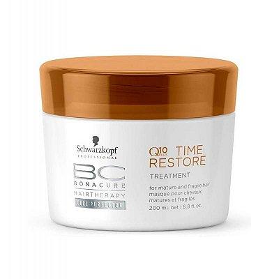 Máscara BC Bonacure Q10 Time Restore 200ml Cabelos Envelhecidos