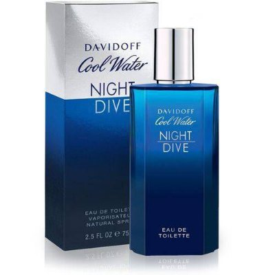 Davidoff Cool Water Night Dive EDT M 125 ml