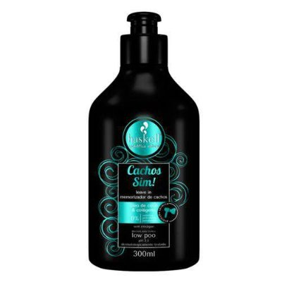 Haskell Leave in Memorizador Cachos Sim 300 ml