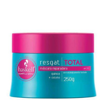 Haskell Mascara Resgate Total 250 g