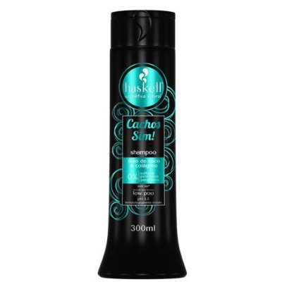 Haskell Shampoo Cachos Sim 300 ml
