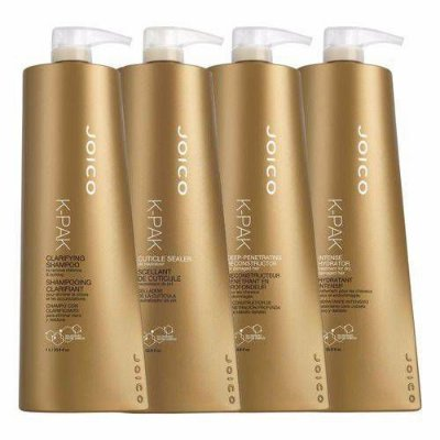 Joico K-Pak Hair Repair System - kit de tratamento 4 passos
