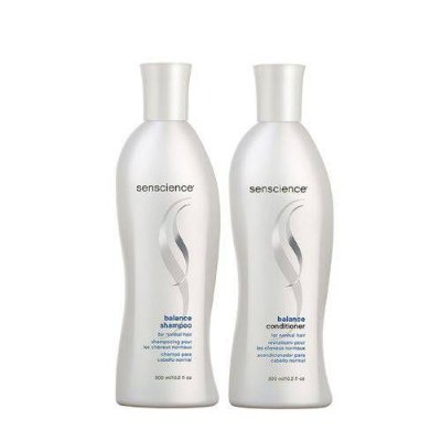 Senscience Kit  cond e shamp Balance 300 ml