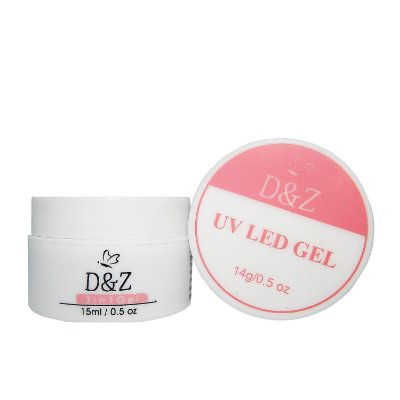 Gel D&Z UV e LED