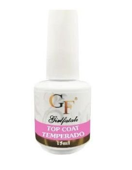 Topcoat Temperado Girl Fatale GF