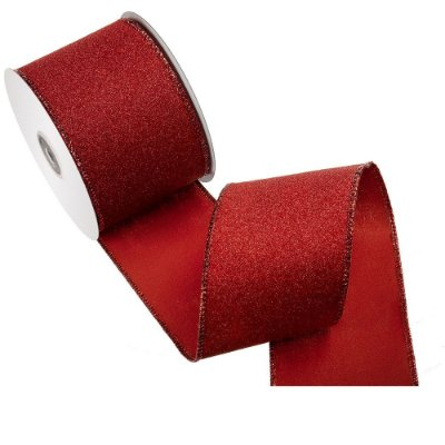 Fita vermelha super brilhante A108377