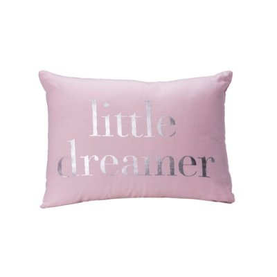 Capa de almofada rosa Little Dreamer C209750