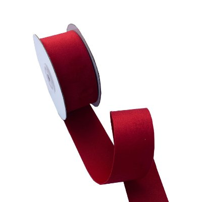 Fita veludo vermelha A100716