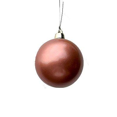 Bola rosa rosê 10cm - G150927