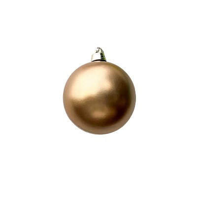 Bola Ouro Velho 8cm c/4un - G150961